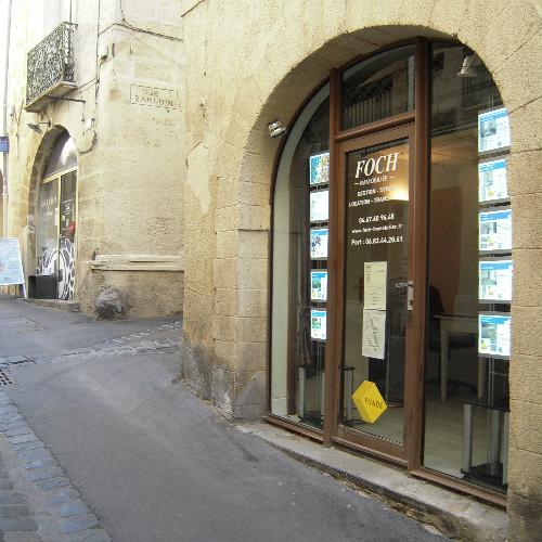 Agence 9 rue Sainte-Anne à Montpellier
